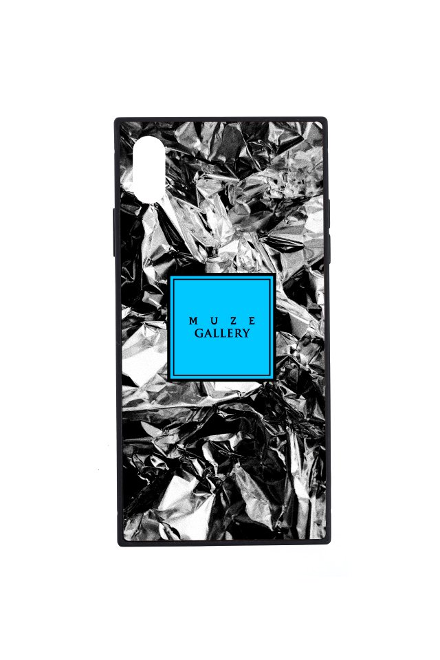【6月中旬お届け予定先行予約商品】MUZE GALLERY - LEATHER SMART PHONE CASE(MIRROR)