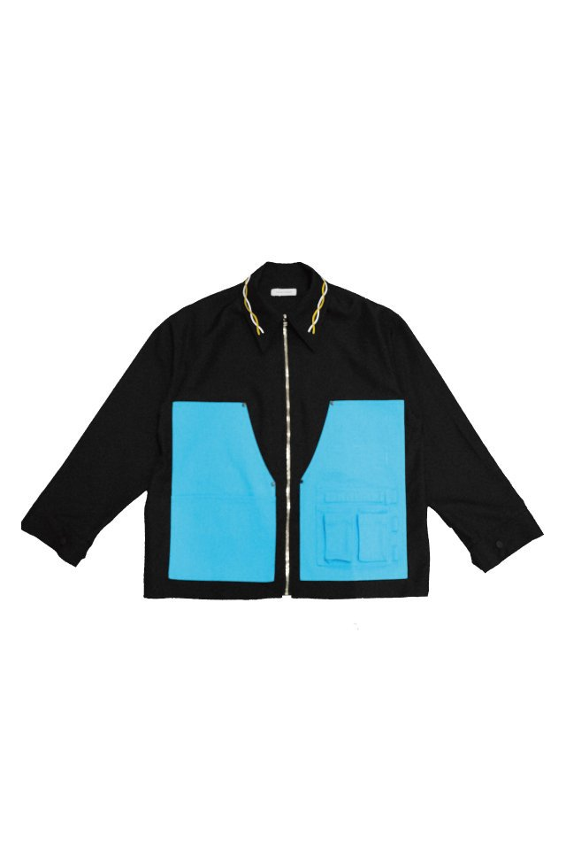 TENDER PERSON - WORK MIX JACKET 2021SSCOLLECTION