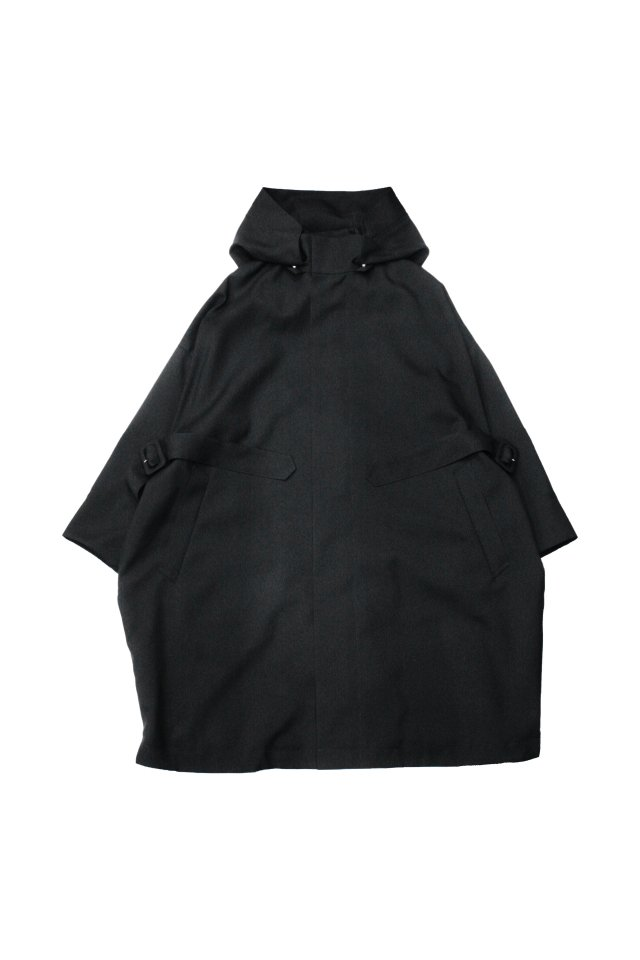 <img class='new_mark_img1' src='https://img.shop-pro.jp/img/new/icons1.gif' style='border:none;display:inline;margin:0px;padding:0px;width:auto;' />SISE - BALLOON COAT(BLACK)