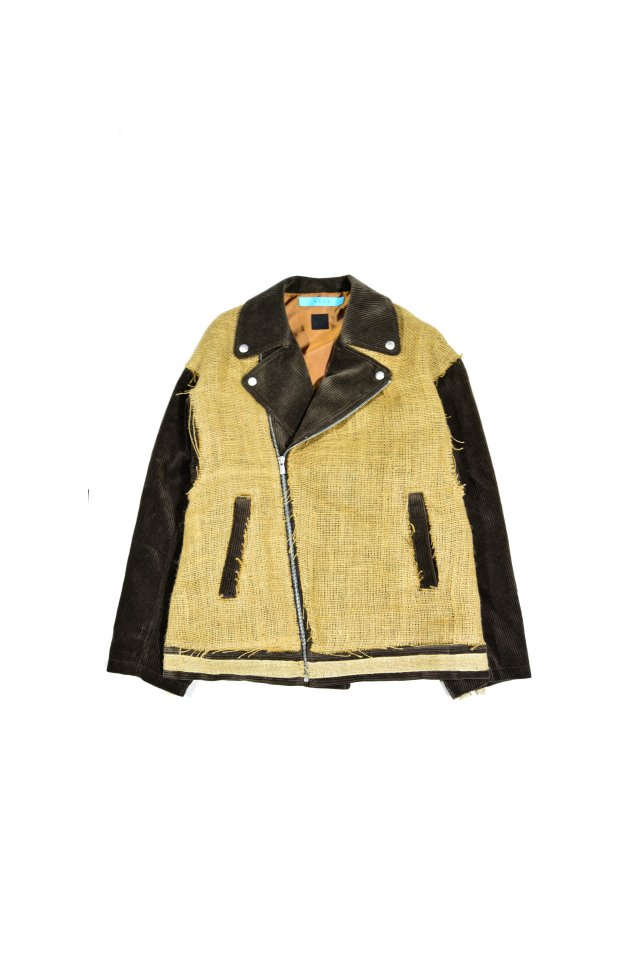 【3rd Anniversary Limited】GARA×MUZE TURQUOISE LABEL - CUSTOME MADE SET-UP(BROWN)