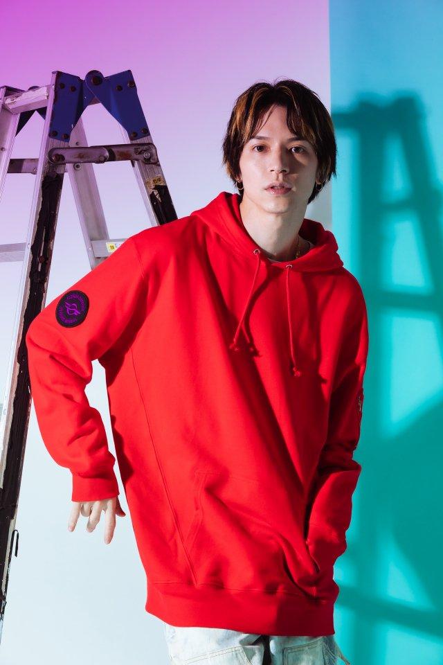 【10月末配送予定】FASHION SURVIVOR 5th - SURVIVOR L/S HOODIE (RED)