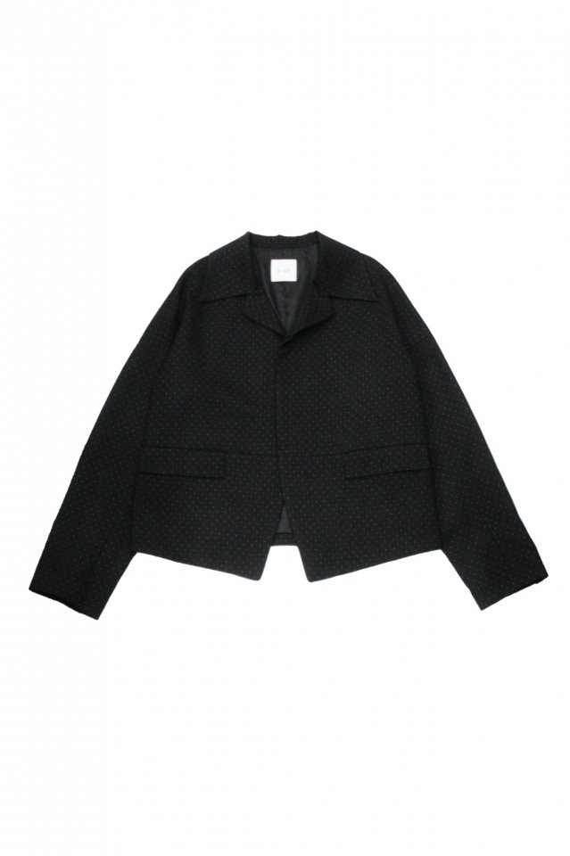 <img class='new_mark_img1' src='https://img.shop-pro.jp/img/new/icons1.gif' style='border:none;display:inline;margin:0px;padding:0px;width:auto;' />SISE - BLOUSON JACKET(DOTS)