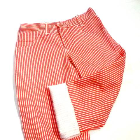 Red Hickory Pants
