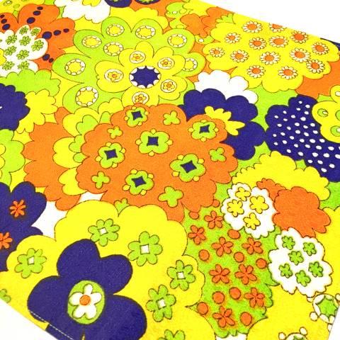 Flower Pattern Scarf