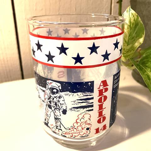 APOLLO14 Glass