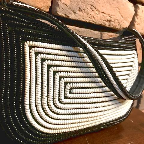 Telephone Cord Purse