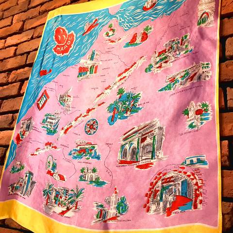 <img class='new_mark_img1' src='//img.shop-pro.jp/img/new/icons13.gif' style='border:none;display:inline;margin:0px;padding:0px;width:auto;' />MAROC Souvenir Scarf