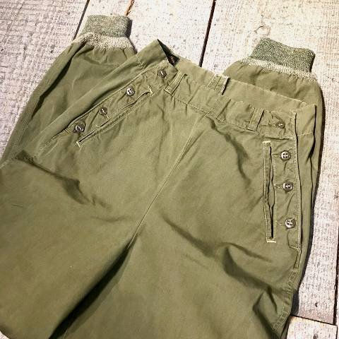 "<img class='new_mark_img1' src='//img.shop-pro.jp/img/new/icons13.gif' style='border:none;display:inline;margin:0px;padding:0px;width:auto;' />""Drybak"" Hunting Pants"