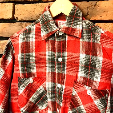 """BIG MAC"" Flannel Shirt"