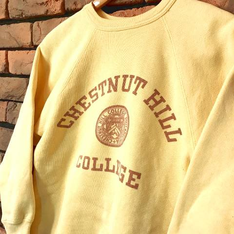 <img class='new_mark_img1' src='//img.shop-pro.jp/img/new/icons13.gif' style='border:none;display:inline;margin:0px;padding:0px;width:auto;' />College Printed Sweat