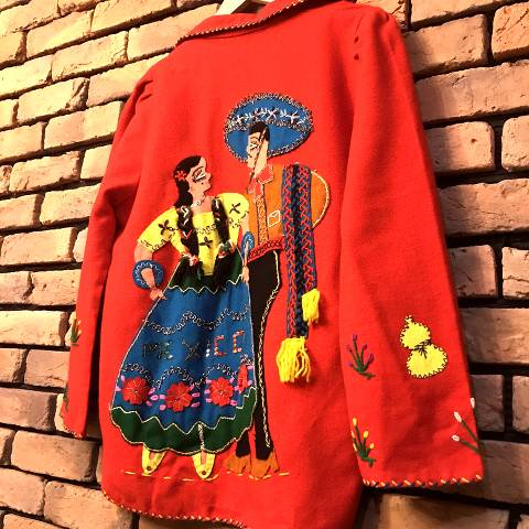 Mexican Souvenir Jacket