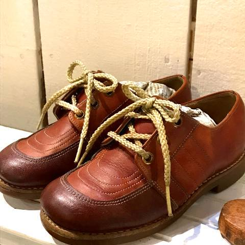 "<img class='new_mark_img1' src='//img.shop-pro.jp/img/new/icons13.gif' style='border:none;display:inline;margin:0px;padding:0px;width:auto;' />""BUSTER BROWN"" Shoes"