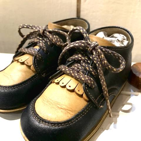 "<img class='new_mark_img1' src='//img.shop-pro.jp/img/new/icons13.gif' style='border:none;display:inline;margin:0px;padding:0px;width:auto;' />""Stride Rite"" Baby Shoes"