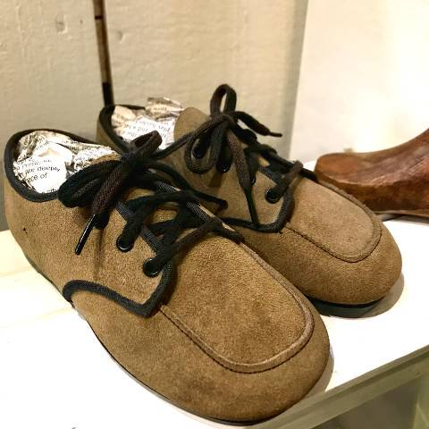 Baby Nubuck Shoes