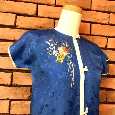 Oriental Souvenir Rayon Blouse