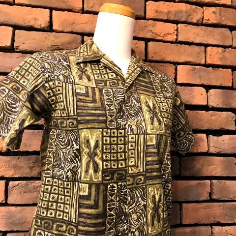 """""""McGREGOR"""" Cotton Hawaiian Shirt"""