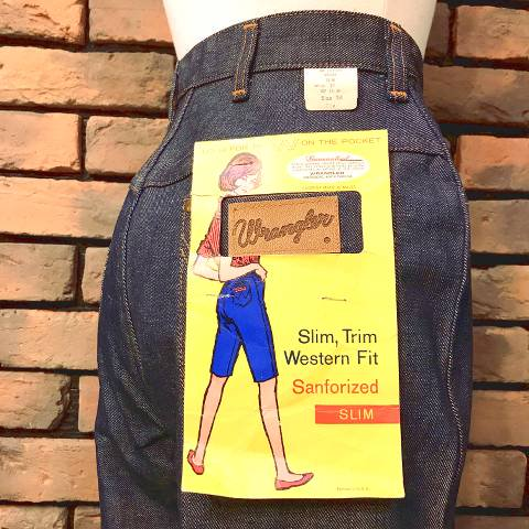 """Wrangler"" Denim Bermuda Shorts"
