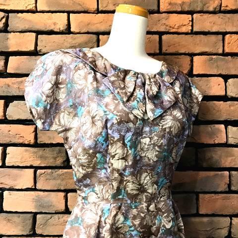 """ROSEWEB"" Floral Dress"