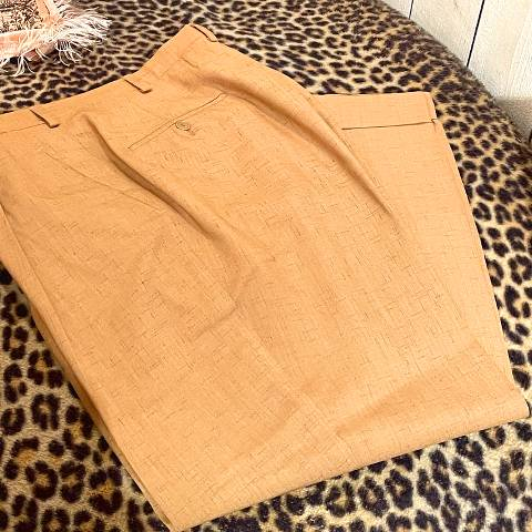 """""""Kanefield"""" Flecked Trousers"""