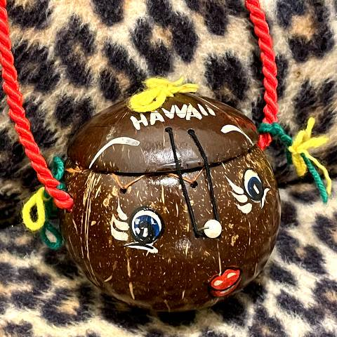 <img class='new_mark_img1' src='https://img.shop-pro.jp/img/new/icons13.gif' style='border:none;display:inline;margin:0px;padding:0px;width:auto;' />Coconut Shell Face Purse