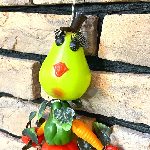 <img class='new_mark_img1' src='https://img.shop-pro.jp/img/new/icons13.gif' style='border:none;display:inline;margin:0px;padding:0px;width:auto;' />Fruit & Vegetables Plastic Doll