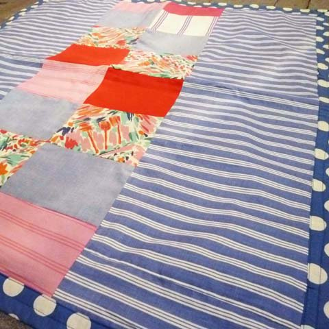 Patchwork Cloth