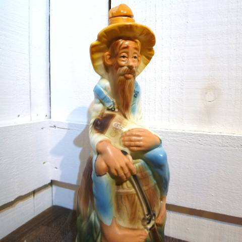 Hobo Ceramic Decanter