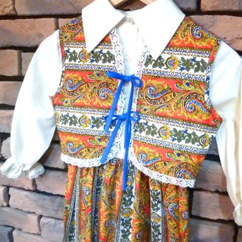 Folklore Dress