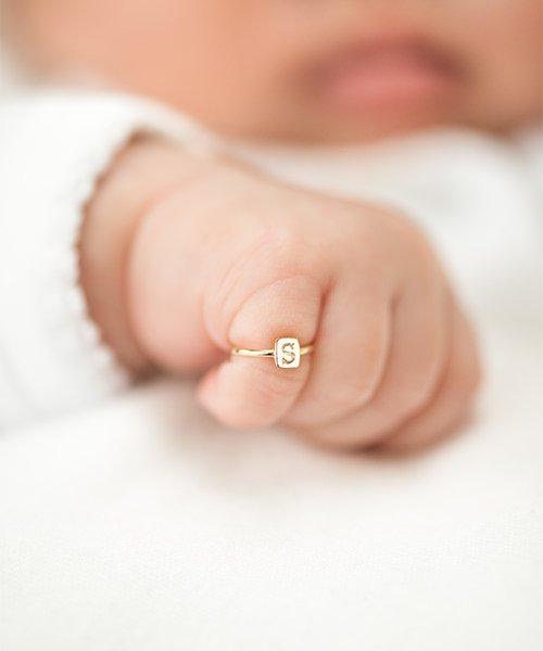 K18 Baby Ring(リングのみ/受注生産)