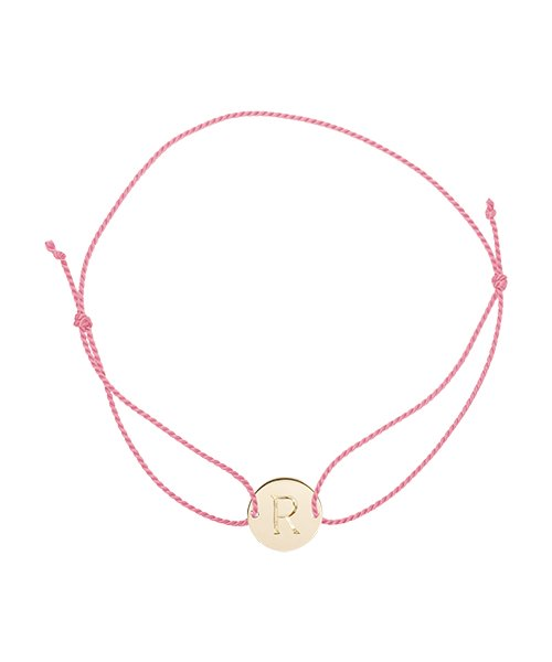 <img class='new_mark_img1' src='https://img.shop-pro.jp/img/new/icons1.gif' style='border:none;display:inline;margin:0px;padding:0px;width:auto;' />K18YG Cord Bracelet Round for MOM(受注生産)