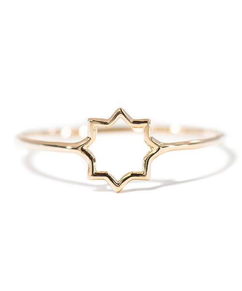 ヘネラリーフェ2ハマムの星リング
