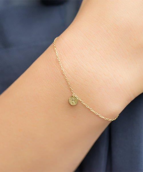Com Letter Bracelet チャームタイプ1