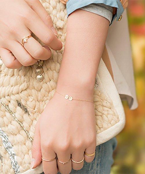 Com Letter Bracelet リレータイプ2
