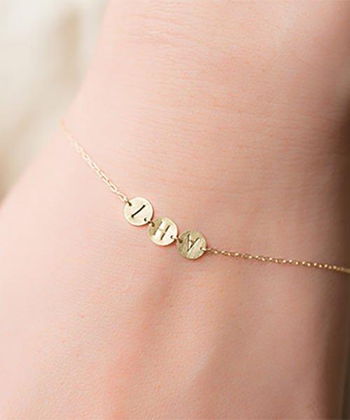 Com Letter Bracelet リレータイプ3