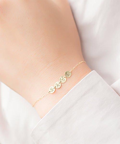 Com Letter Bracelet リレータイプ4