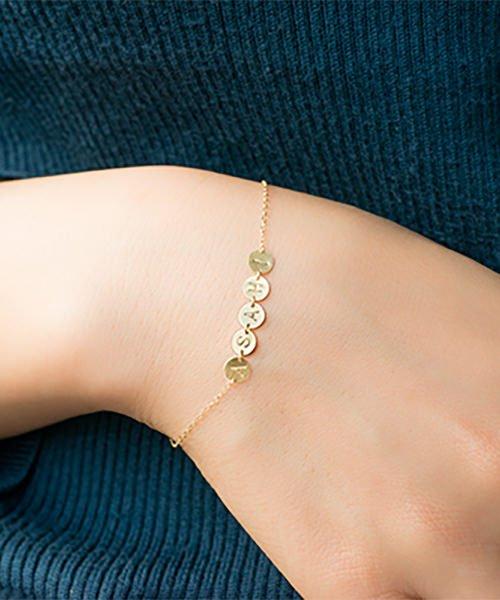 Com Letter Bracelet リレータイプ5