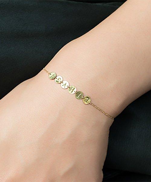 Com Letter Bracelet リレータイプ6