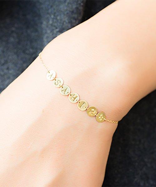 Com Letter Bracelet リレータイプ7