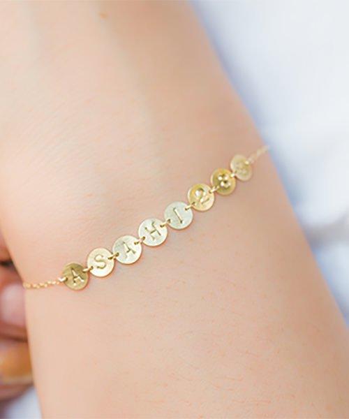 Com Letter Bracelet リレータイプ8