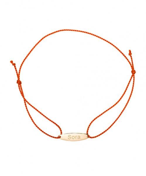 K18 Cord Bracelet for MOM
