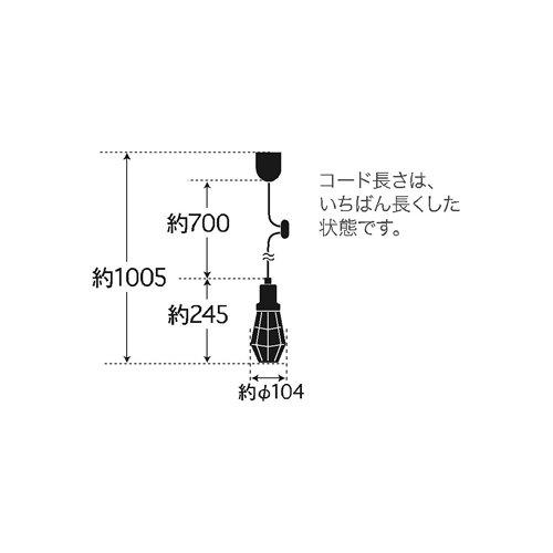 エベレスト(ビス止めガード・CP型BK) | 後藤照明