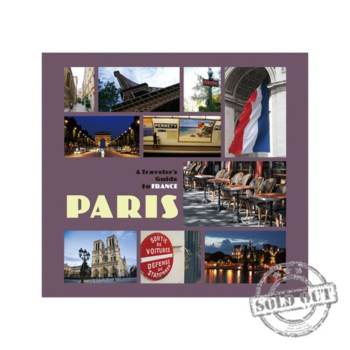 パリ CDブック アートワークスタジオ