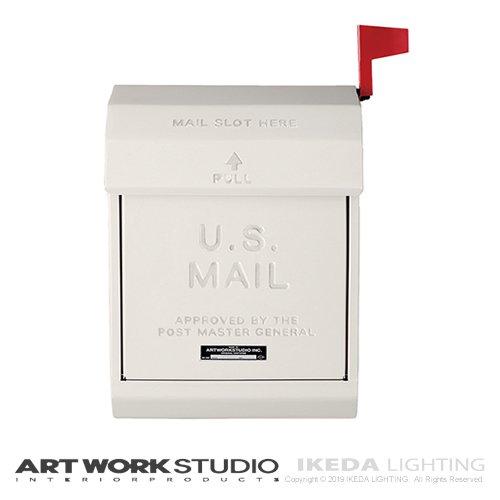U.S. メールボックス2(CR クリーム) | アートワークスタジオ