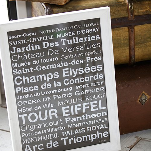 Art frame Paris | アートフレーム パリ|アートワークスタジオ