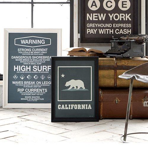 アートフレーム カリフォルニア | アートワークスタジオ  -- A2とA3サイズは入荷待ち ご予約受付中!--