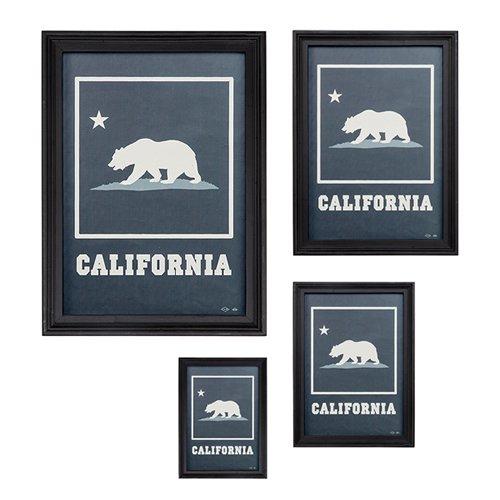 アートフレーム カリフォルニア   アートワークスタジオ  -- A2とA3サイズは入荷待ち ご予約受付中!--