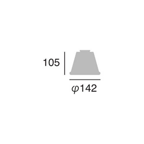 トラップエナメルシェード + 3灯クラシックフロアー(ゴールド) | アートワークスタジオ  -- 入荷待ち ご予約受付中!--