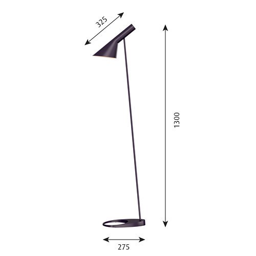 AJ フロア(オーバージーン)   | AJ Floor  | ルイスポールセン