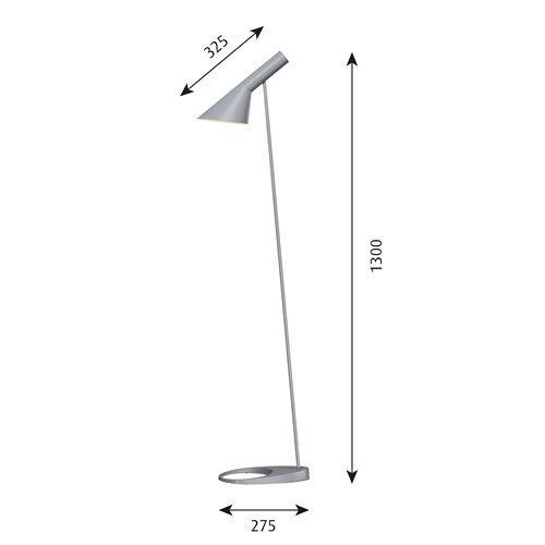 AJ フロア(ライト・グレー)   | AJ Floor  | ルイスポールセン 【正規品】