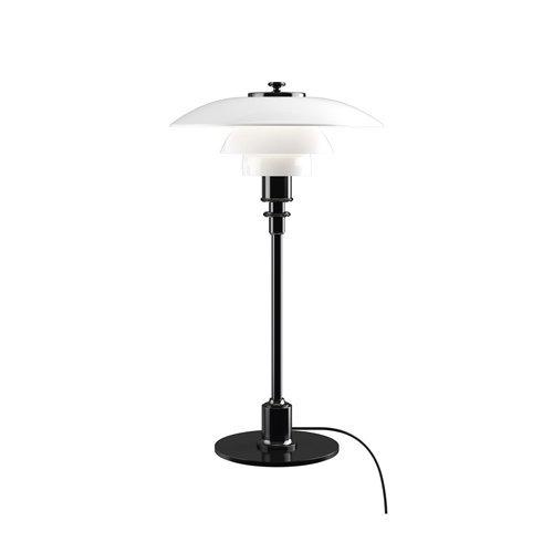 PH2/1 テーブル(ブラック・メタライズド)  | ルイスポールセン